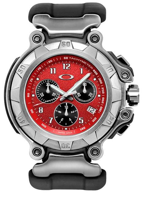 Oakley Watches 10-294 Mens Titanium bracelet strap new