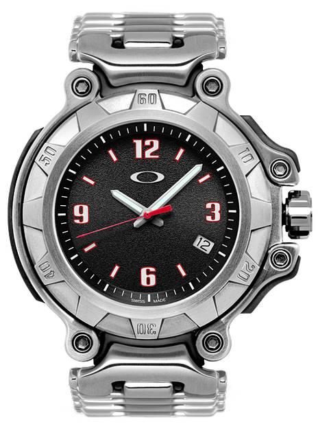 New Oakley Watch