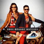 New 2012 Boss Orange Watches