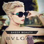Sheer Beauty | Bvlgari Sunglasses