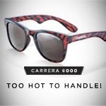 Retro Style Carrera 6000 Sunglasses