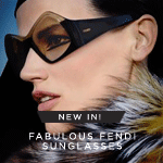 New In! | Fabulous Fendi Sunglasses