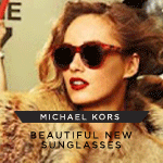 New Michael Kors Sunglasses 2013