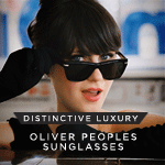 Distinctive Luxury | Oliver Peoples Sunglasses