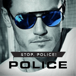 STOP, Police! - New Police Sunglasses