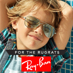 Ray Ban for the Rugrats | Ray Ban Junior Sunglasses