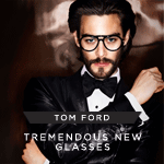 Tremendous Tom Ford Glasses