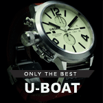 Only The Best - U-Boat Watches