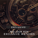 Welder Watches - Exclusive to Shade Station