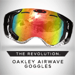 The Airwave Revolution | Oakley Airwave Goggles