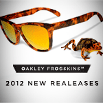 New Oakley Frogskins™ Collectors Editions