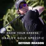 Oakley - Golf Specific Sunglasses