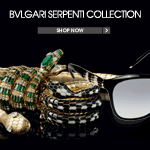 BVLGARI | Serpenti Sunglasses