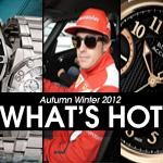What's Hot October 2012