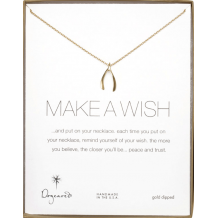 Make A Wish Necklace MWGGC00180301