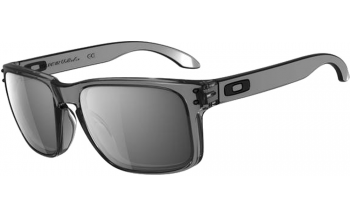 Oakley Holbrook Black And Red