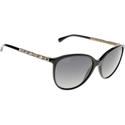Chanel CH5306B C501S8 57 Sunglasses - Shade Station