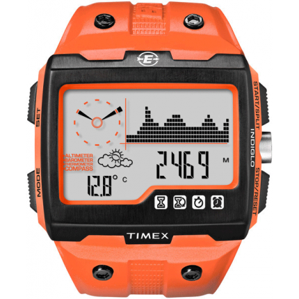 TIMEX chronographs watch