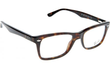 Prescription Glasses Ray Ban Rx5228 : Ray-Ban RX5228 5583 50 Glasses - Free Shipping Shade Station