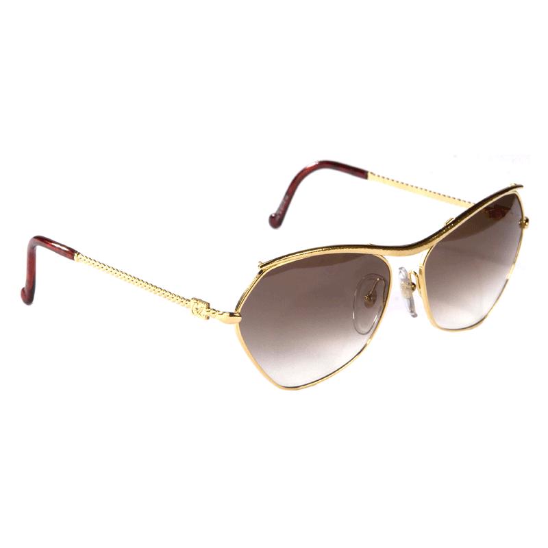 vintage vintage christian lacroix 7370 sunglasses shade