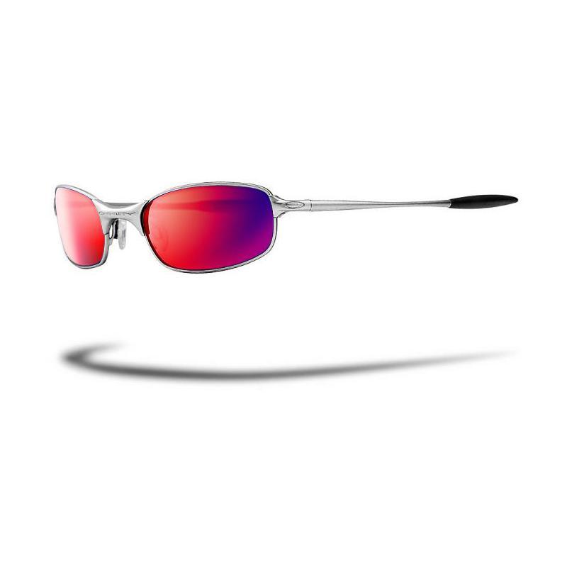 oakley square wire 2.0 fire iridium a8ae  oakley square wire 20 sunglasses silver/fire iridium