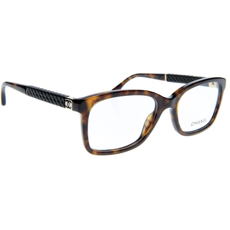 Chanel CH3228Q C714 51 Glasses - Shade Station