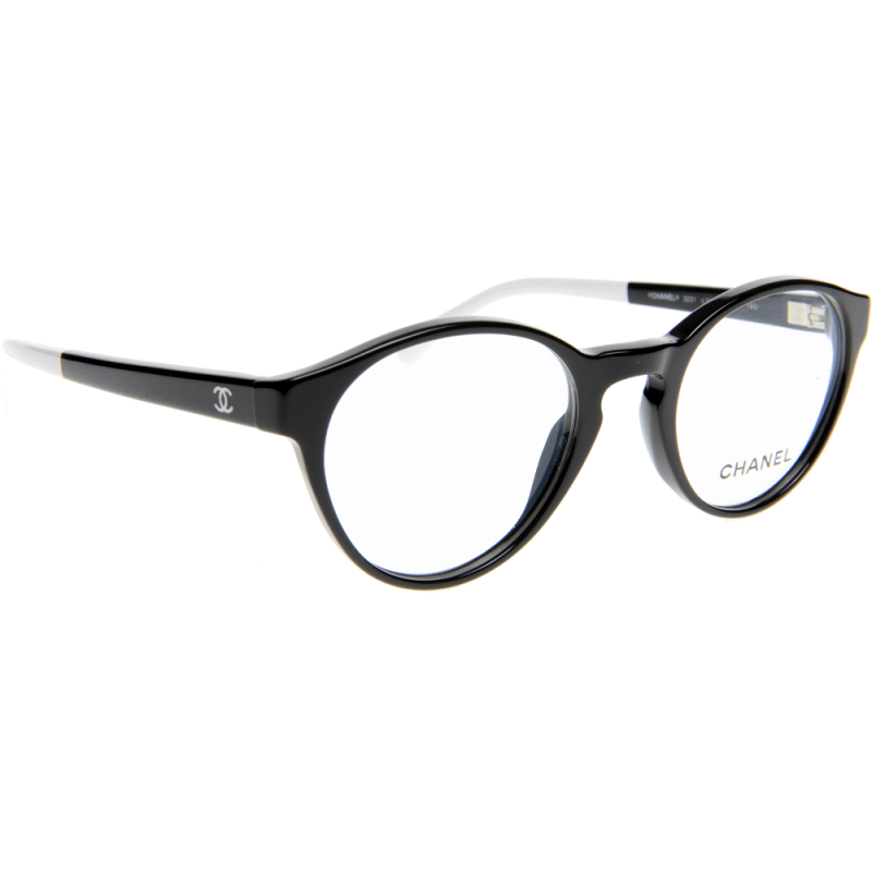 Chanel Eyeglass Frames For Less : Chanel CH3231 C501 47 Glasses - Shade Station