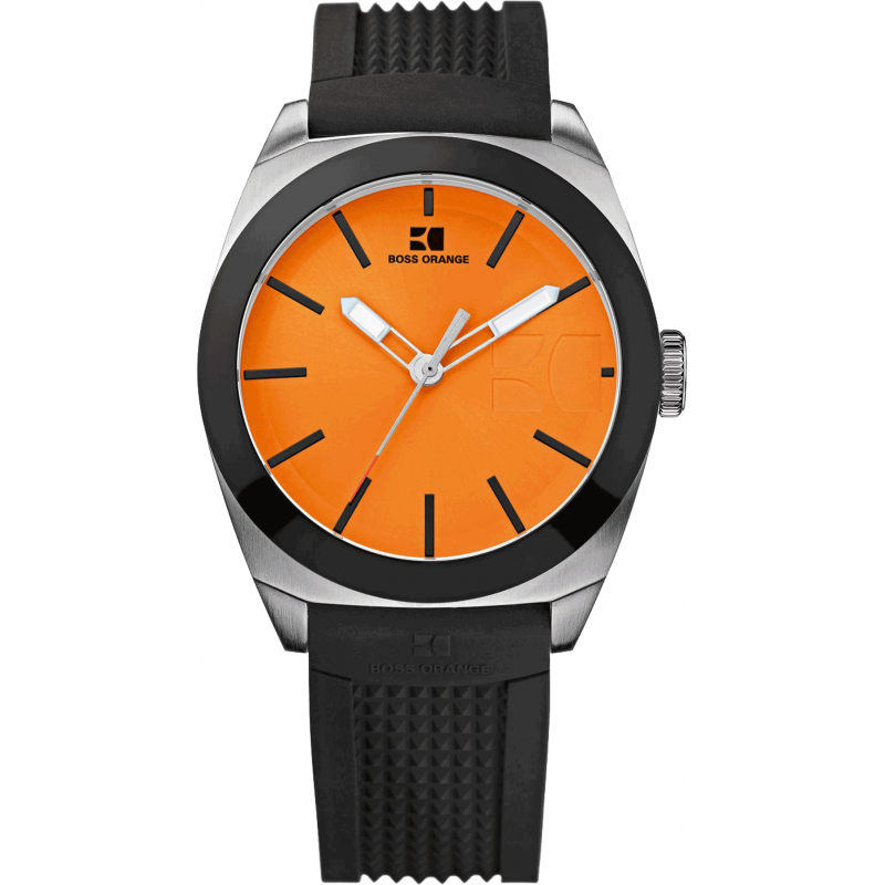 hugo boss orange 1512894 watch shade station. Black Bedroom Furniture Sets. Home Design Ideas