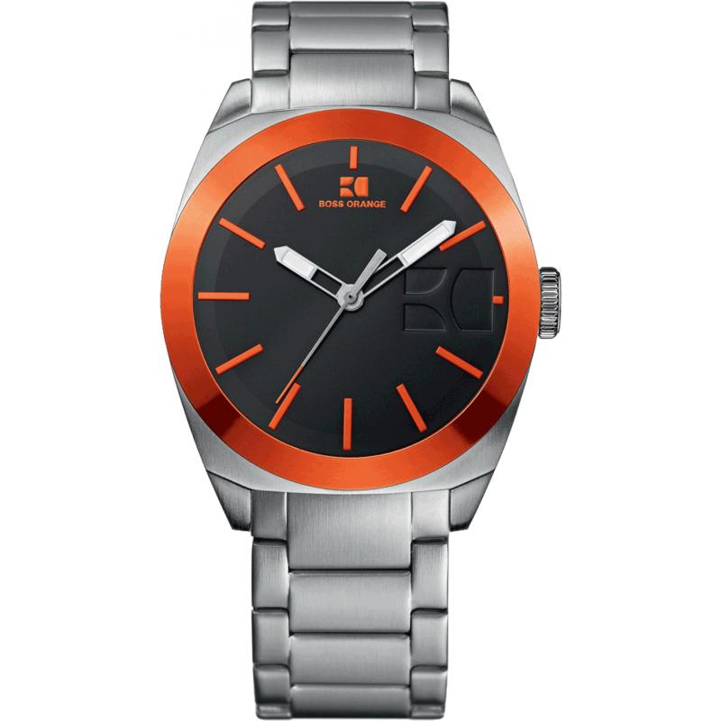 hugo boss orange 1512896 watch shade station. Black Bedroom Furniture Sets. Home Design Ideas