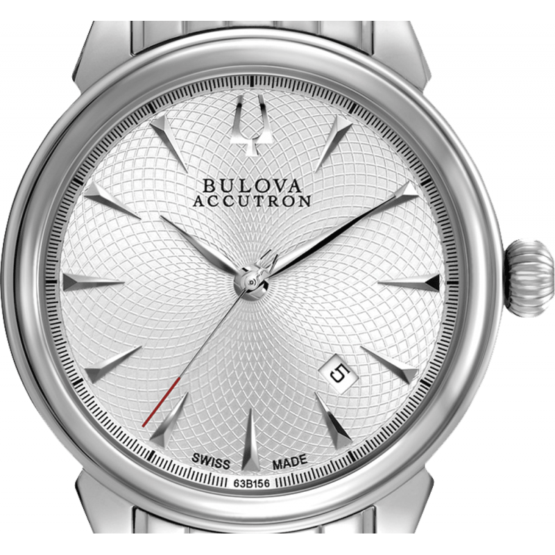 Bulova Accutron Gemini 63B156 Watch - Shade Station