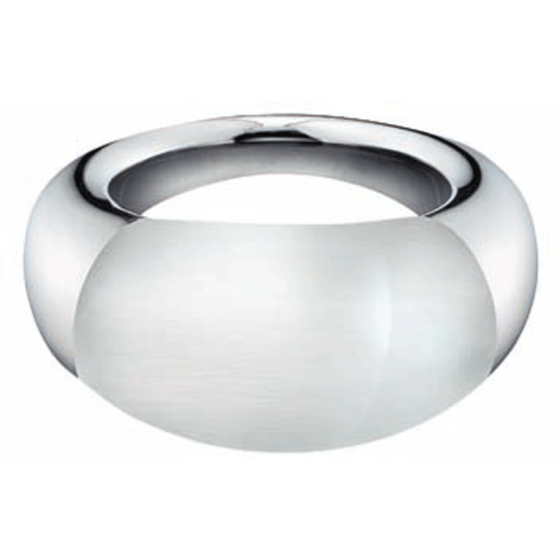 calvin klein elipse ring kj03hr011406 jewellery shade. Black Bedroom Furniture Sets. Home Design Ideas