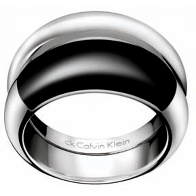calvin klein elipse ring kj03mr010106 jewellery shade. Black Bedroom Furniture Sets. Home Design Ideas