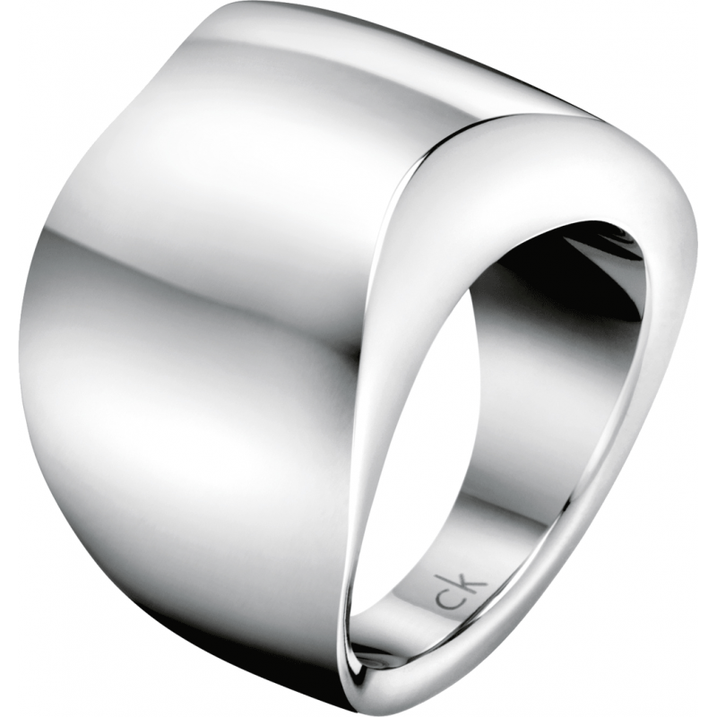 calvin klein sensory ring kj79ar010107 jewellery shade. Black Bedroom Furniture Sets. Home Design Ideas