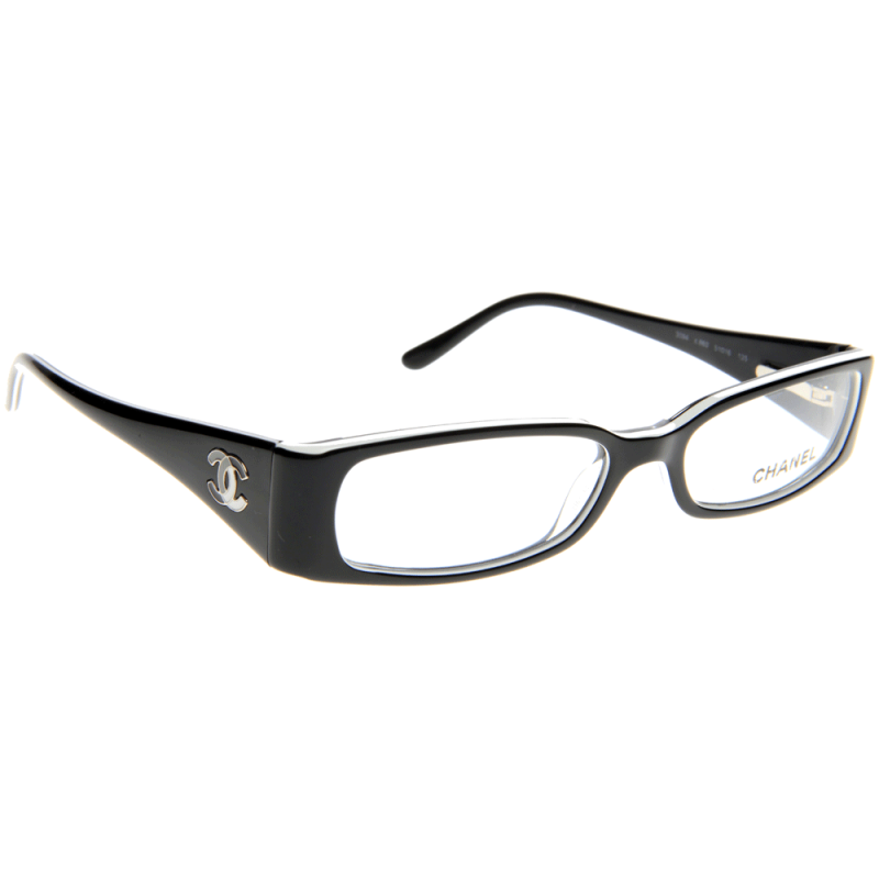 Chanel Prescription Glasses Frame : Chanel CH3094 C860 53 Glasses - Shade Station