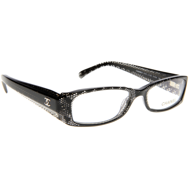 Chanel Prescription Eyeglass Frames : Chanel CH3173 1125 51 Glasses - Shade Station