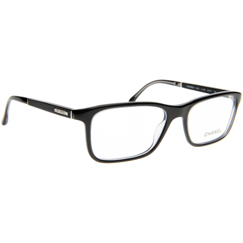 Chanel Prescription Glasses Frame : Chanel CH3205 1256 50 Glasses - Shade Station