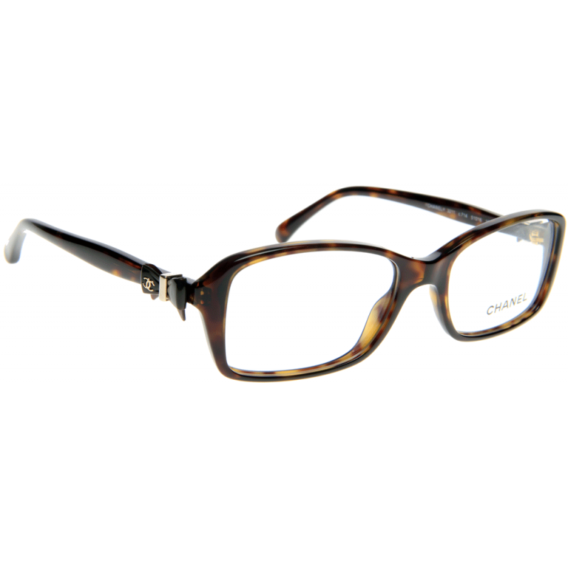 Chanel Prescription Eyeglass Frames : Chanel CH3211 C714 51 Glasses - Shade Station