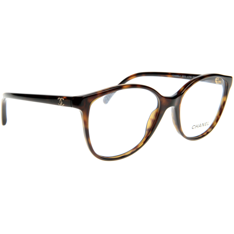 Chanel Prescription Eyeglass Frames : Chanel CH3213 C714 54 Glasses - Shade Station