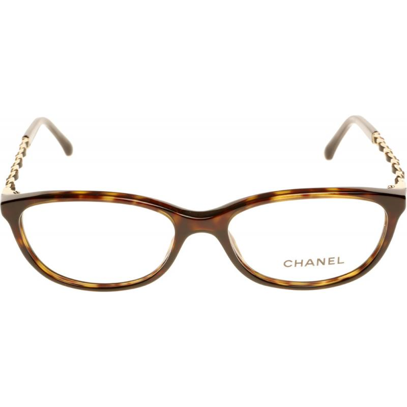 Chanel Green Eyeglass Frames : Chanel CH3221Q C714 51 Glasses - Shade Station