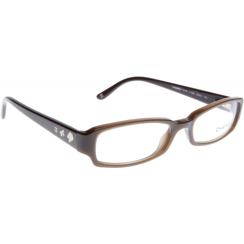 Chanel Prescription Eyeglass Frames : Chanel CH3145 1085 Glasses - Shade Station
