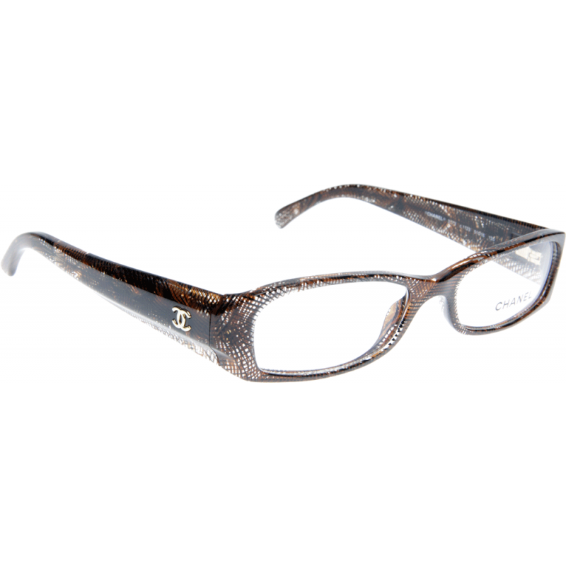 Chanel Prescription Eyeglass Frames : Chanel CH3173 1123 Glasses - Shade Station