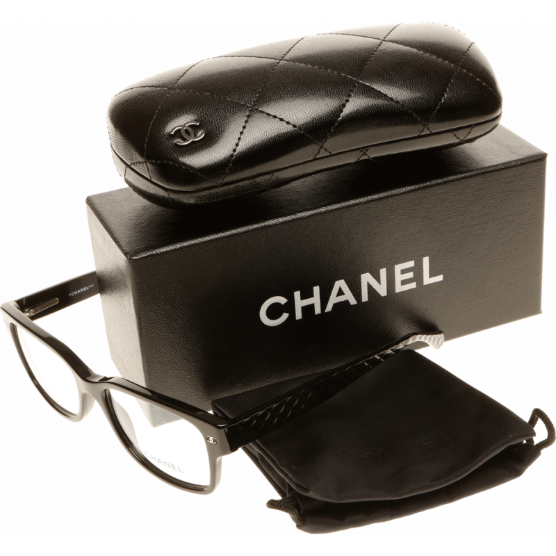 Chanel CH3135 C501 52 Glasses - Shade Station