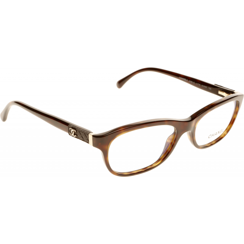 Chanel Prescription Eyeglass Frames : Chanel CH3236Q C714 53 Glasses - Shade Station