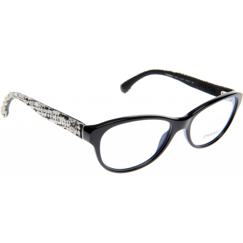 Chanel Prescription Glasses Frame : Chanel CH3243 1403 54 Glasses - Shade Station