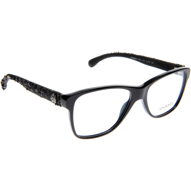 Chanel CH3245 C501 51 Glasses - Shade Station