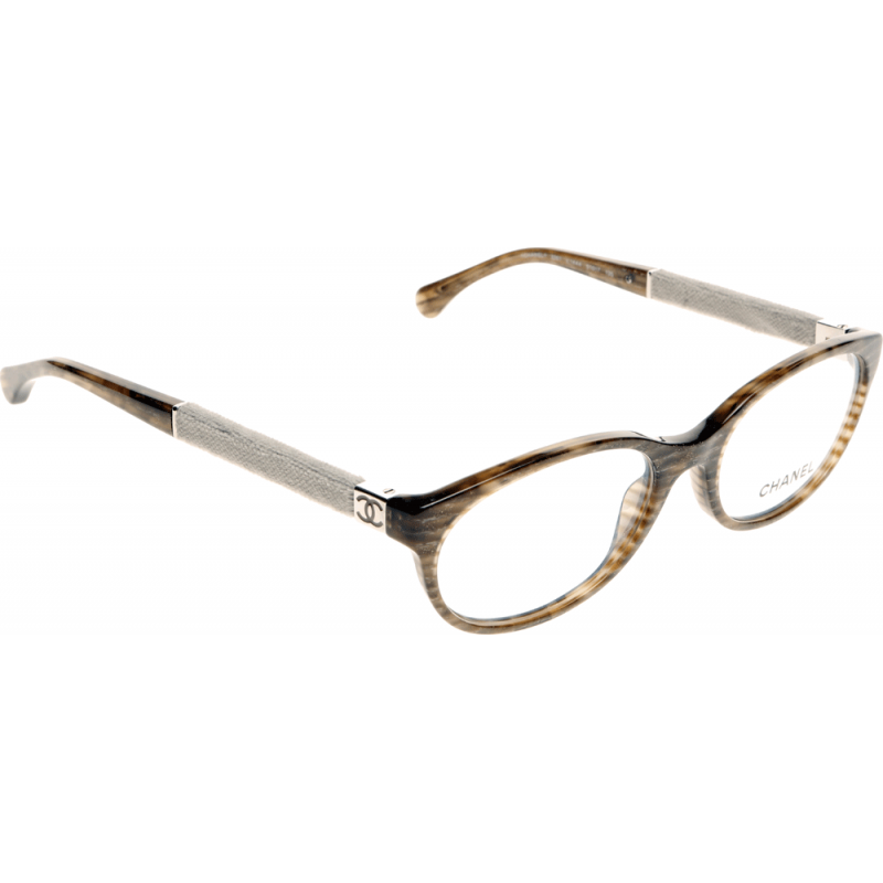 Chanel Prescription Eyeglass Frames : Chanel CH3261 1444 51 Glasses - Shade Station