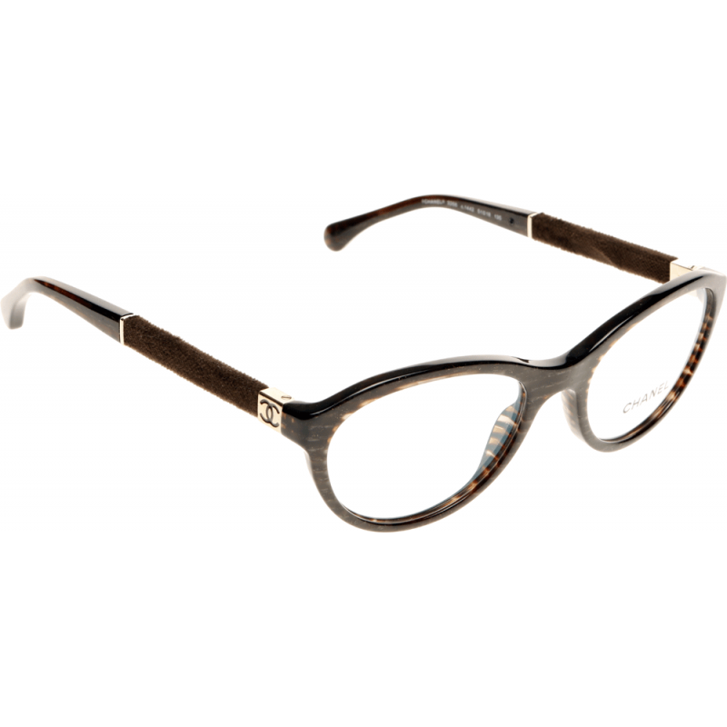 Chanel Prescription Eyeglass Frames : Chanel CH3266 1442 51 Glasses - Shade Station