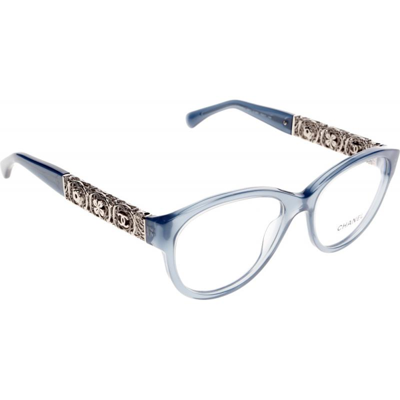 Chanel Bijou Exclusive CH3271 1407 53 Glasses - Shade Station