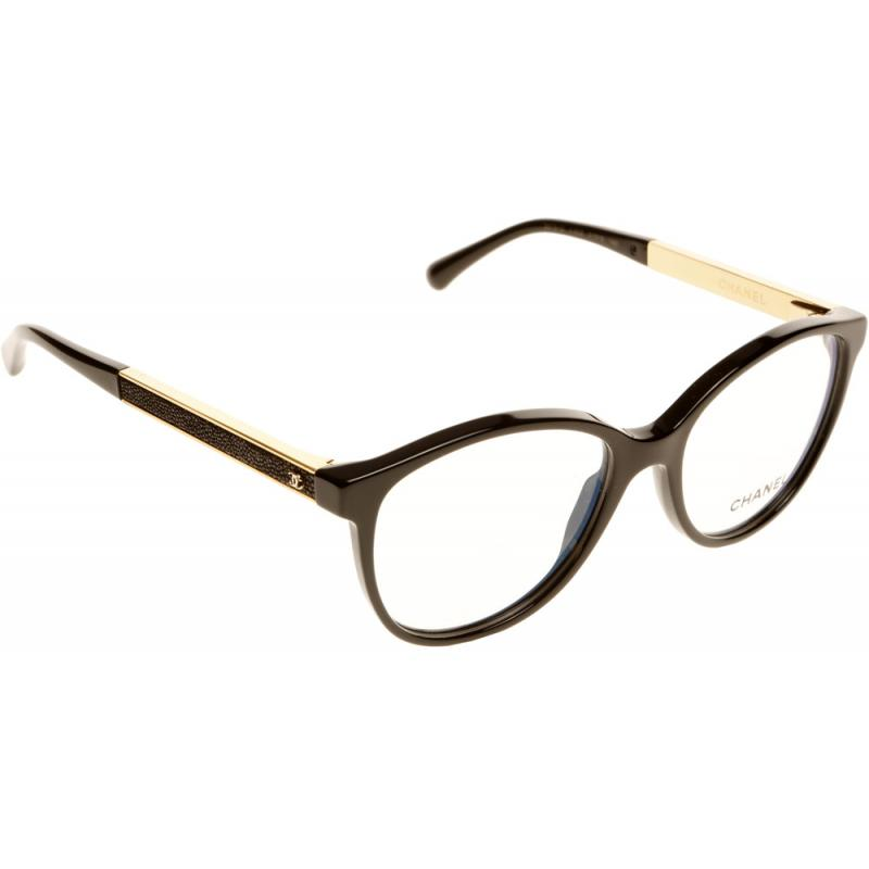 Chanel Prescription Eyeglass Frames : Chanel CH3279Q C622 51 Glasses - Shade Station