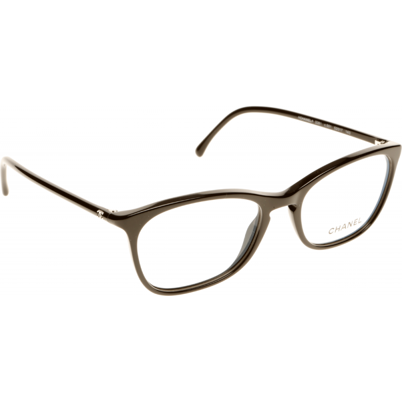 Chanel Prescription Glasses Frame : Chanel CH3281 C501 52 Glasses - Shade Station